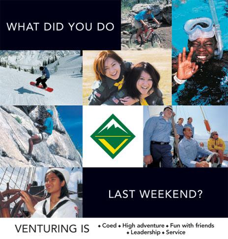 Venturing Brochure